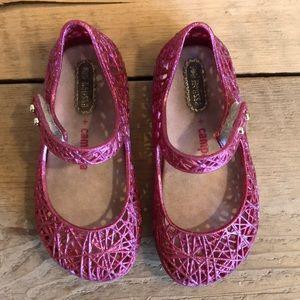Mini Melissa Campana Shoes 🦄